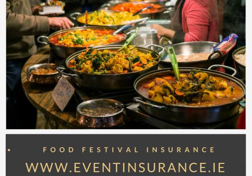 Food Festival Insurance
