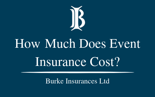 How Much Does Event Insurance Cost?